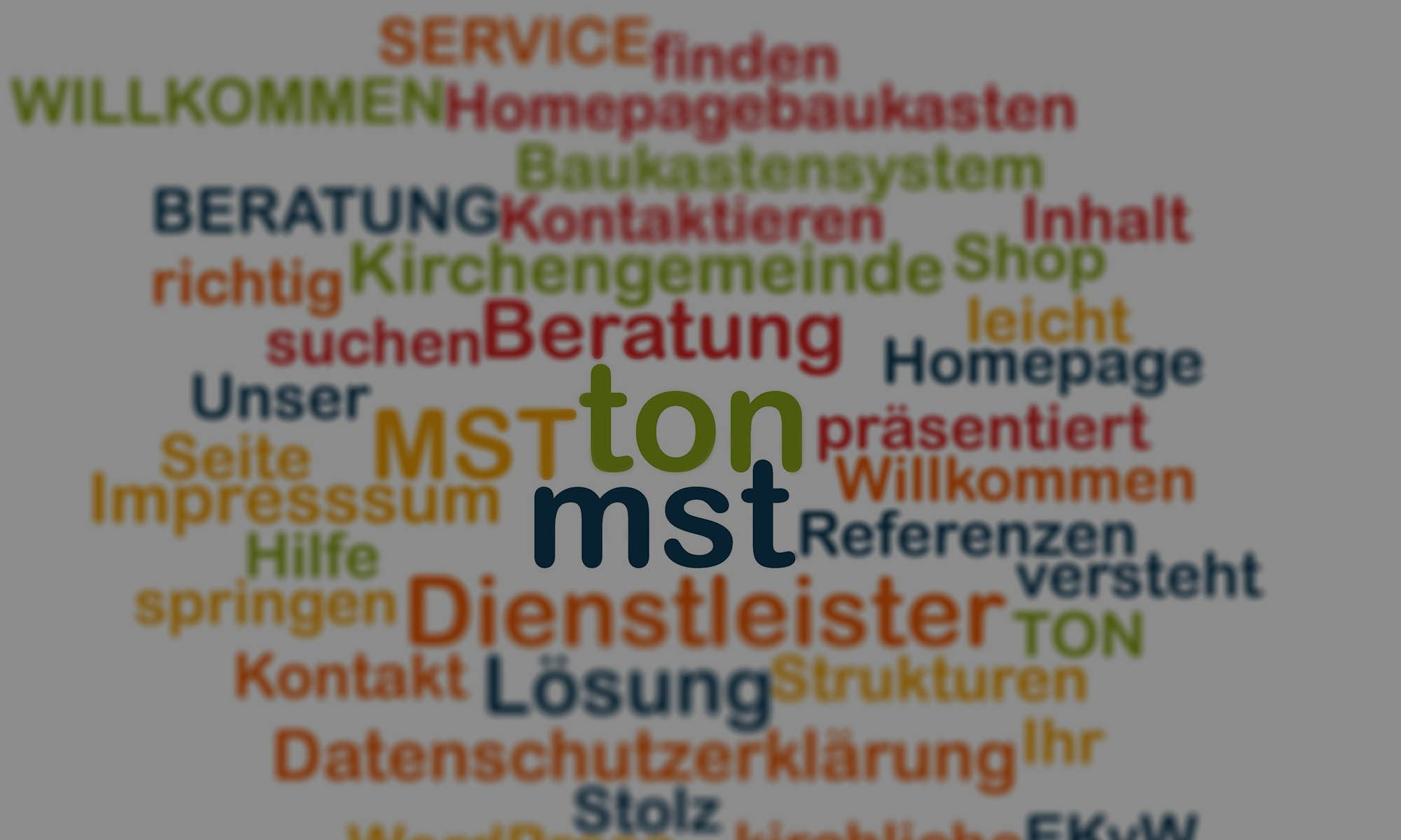 mst-ton - Beratung - Service